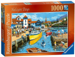 Ravensburger - HALCYON DAYS Jigsaw - 1000 Piece NEW
